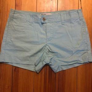 Gap shorts, size 10